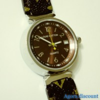 Louis Vuitton Tambour Brown 34 ММ - интернет-магазин «agora.discount», Нижневартовск